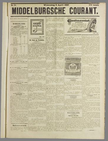 Middelburgsche Courant 1927-04-06