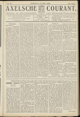 Axelsche Courant 1939-05-16
