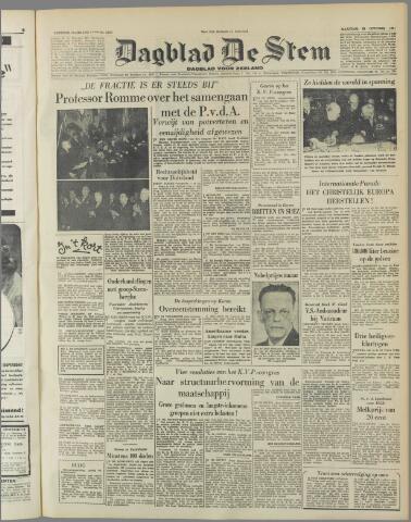 de Stem 1951-10-22