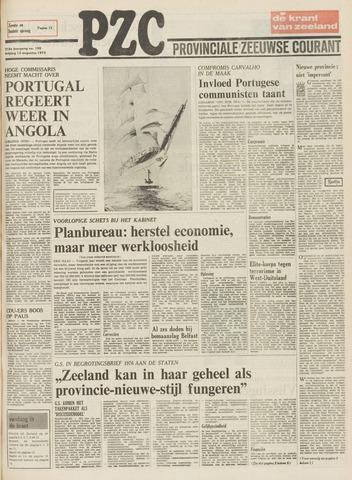 Provinciale Zeeuwse Courant 1975-08-15