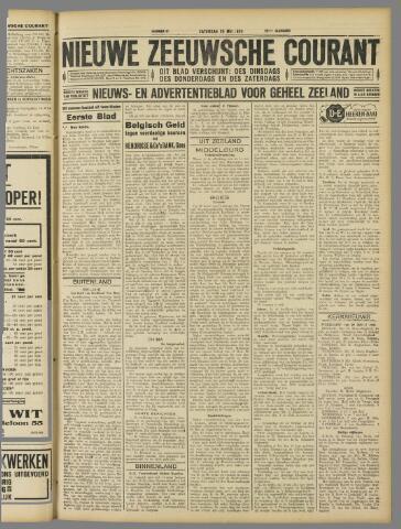 Nieuwe Zeeuwsche Courant 1929-05-25