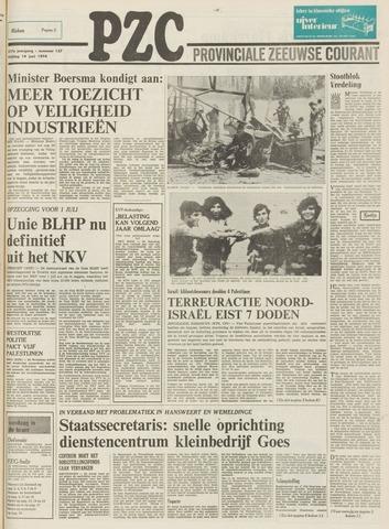 Provinciale Zeeuwse Courant 1974-06-14