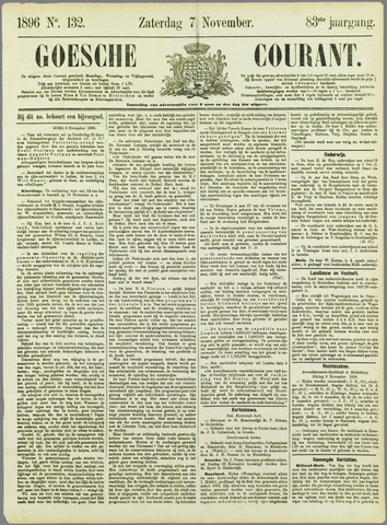 Goessche Courant 1896-11-07