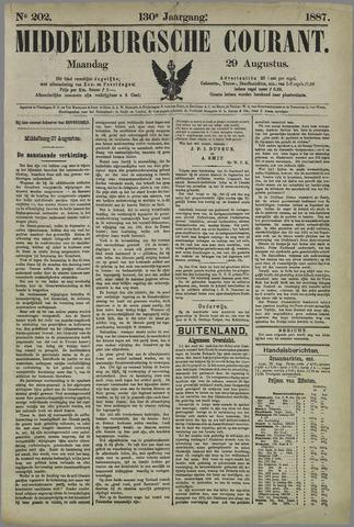 Middelburgsche Courant 1887-08-29