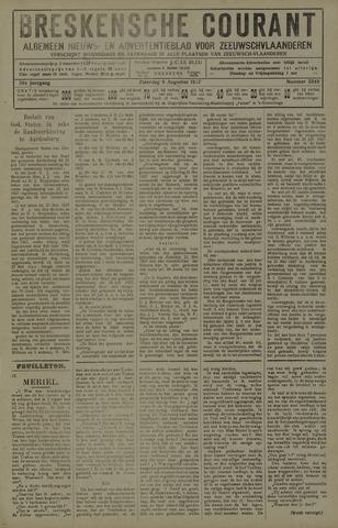 Breskensche Courant 1927-08-06