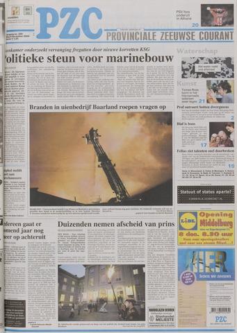Provinciale Zeeuwse Courant 2004-12-08