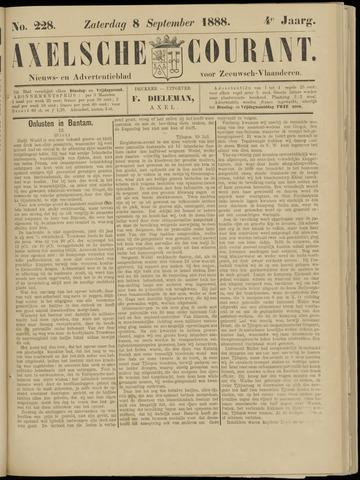 Axelsche Courant 1888-09-08