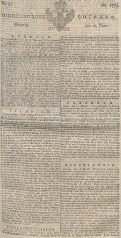 Middelburgsche Courant 1771-03-26