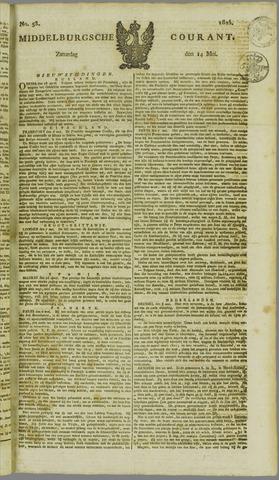 Middelburgsche Courant 1825-05-14