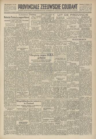 Provinciale Zeeuwse Courant 1946-10-08