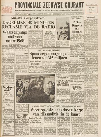 Provinciale Zeeuwse Courant 1967-08-16