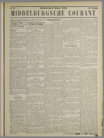 Middelburgsche Courant 1919-03-06
