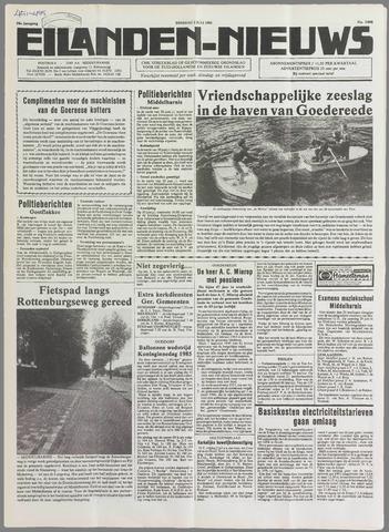 Eilanden-nieuws. Christelijk streekblad op gereformeerde grondslag 1985-07-02