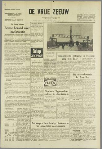 de Vrije Zeeuw 1963-09-26