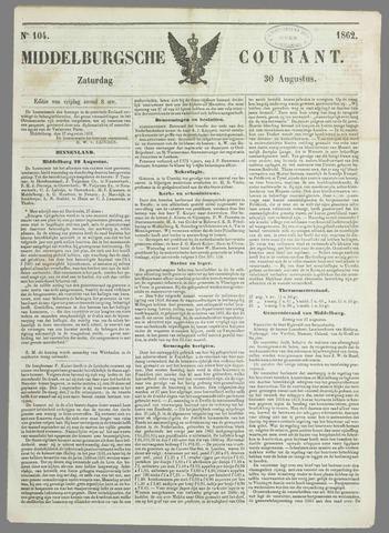 Middelburgsche Courant 1862-08-30