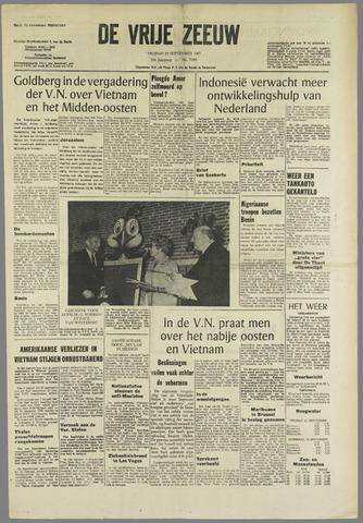 de Vrije Zeeuw 1967-09-22