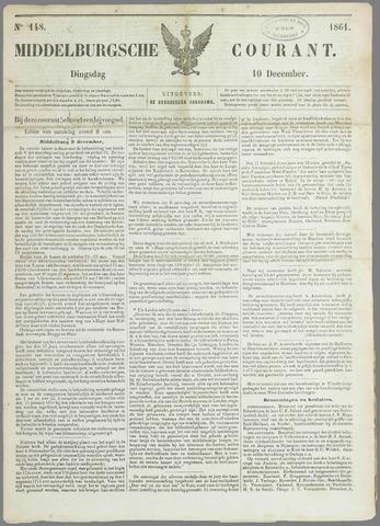 Middelburgsche Courant 1861-12-10