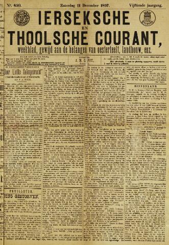 Ierseksche en Thoolsche Courant 1897-12-11