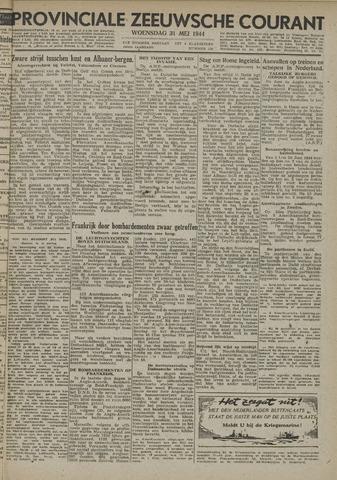 Provinciale Zeeuwse Courant 1944-05-31