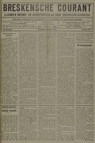 Breskensche Courant 1922-10-04