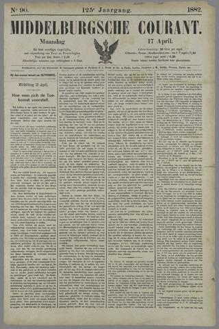 Middelburgsche Courant 1882-04-17