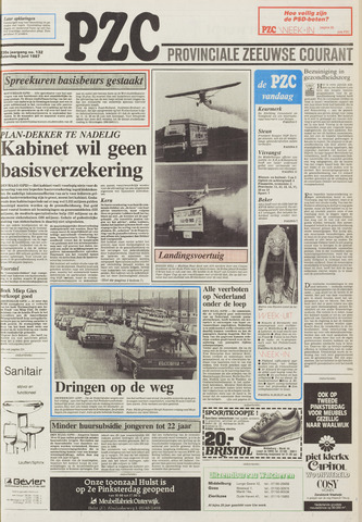 Provinciale Zeeuwse Courant 1987-06-06