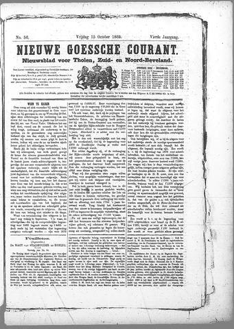 Nieuwe Goessche Courant 1869-10-15