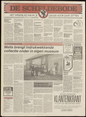 Scheldebode 1985-05-30