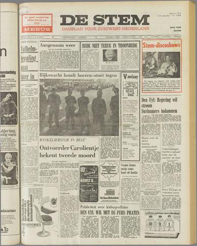 de Stem 1974-08-24