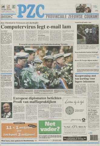 Provinciale Zeeuwse Courant 2000-05-05