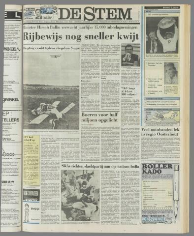 de Stem 1991-06-17