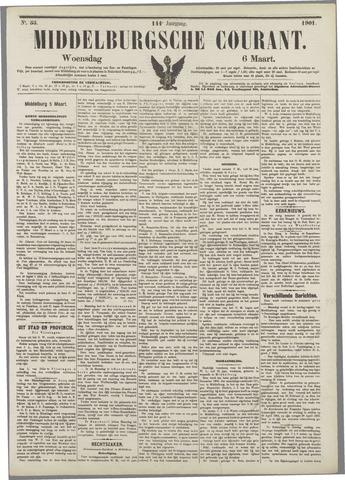 Middelburgsche Courant 1901-03-06