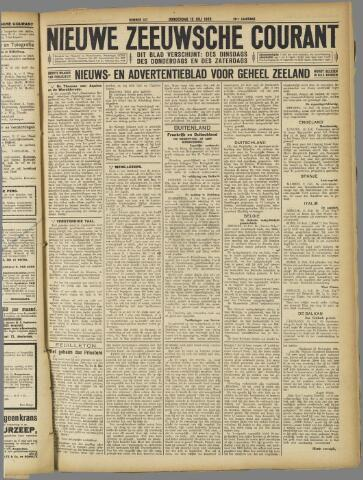 Nieuwe Zeeuwsche Courant 1923-07-12