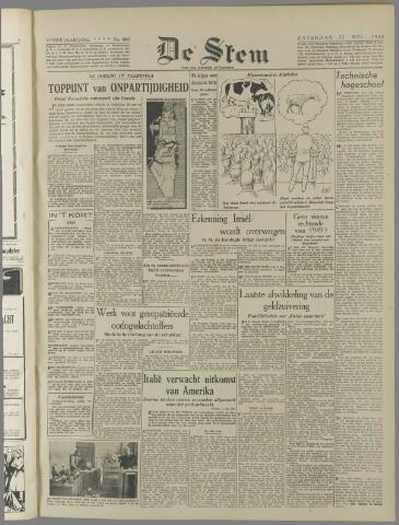 de Stem 1948-05-22