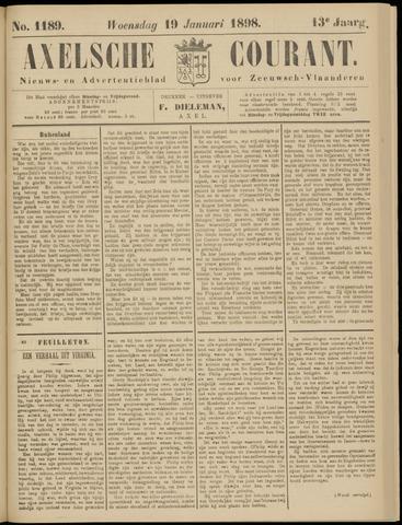 Axelsche Courant 1898-01-19
