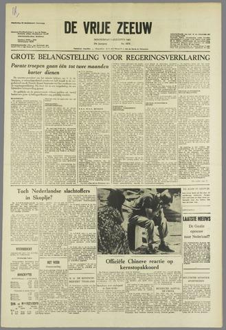 de Vrije Zeeuw 1963-08-01