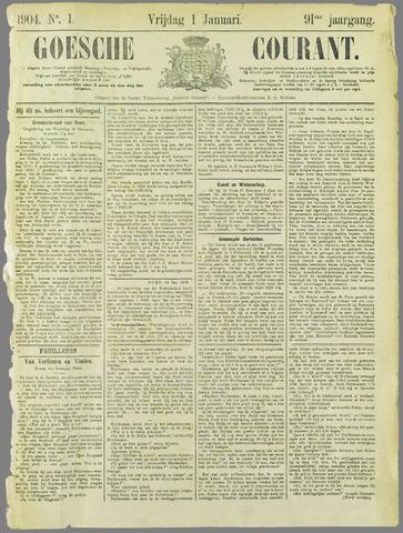 Goessche Courant 1904