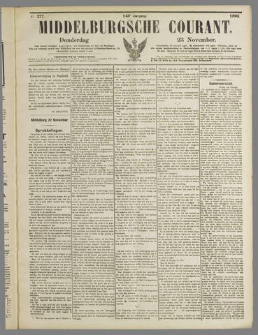 Middelburgsche Courant 1905-11-23
