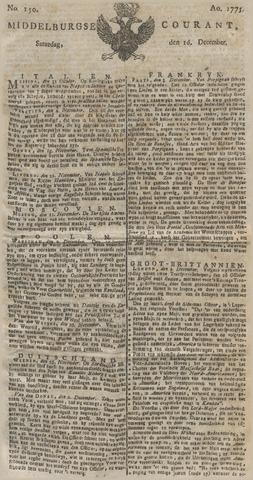 Middelburgsche Courant 1775-12-16