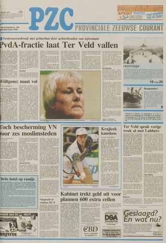Provinciale Zeeuwse Courant 1993-06-05