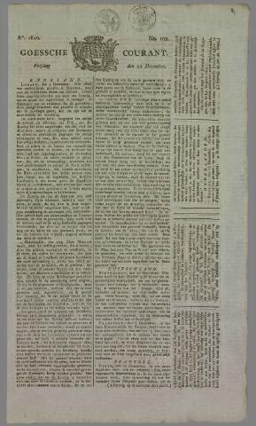 Goessche Courant 1820-12-22