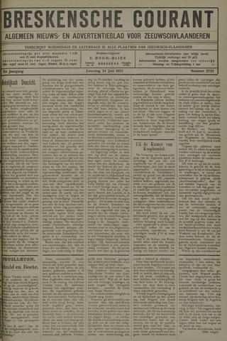 Breskensche Courant 1922-06-24