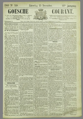 Goessche Courant 1906-12-15