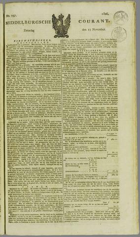 Middelburgsche Courant 1824-11-13