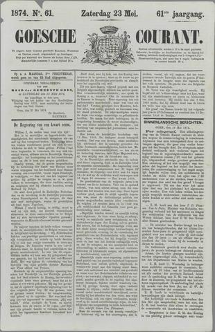 Goessche Courant 1874-05-23