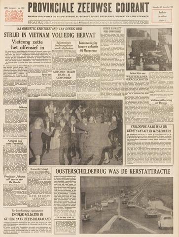 Provinciale Zeeuwse Courant 1965-12-27