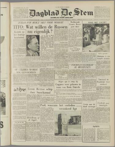 de Stem 1957-04-20