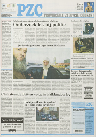 Provinciale Zeeuwse Courant 2002-03-26