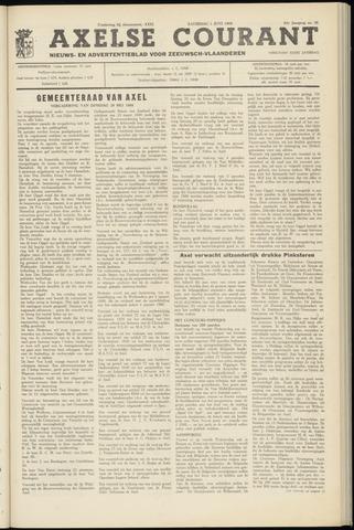 Axelsche Courant 1968-06-01