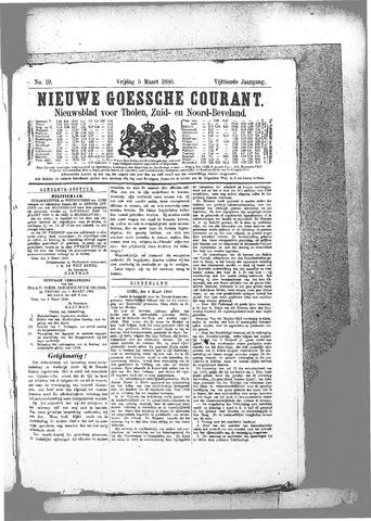 Nieuwe Goessche Courant 1880-03-05
